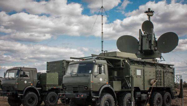 Rus elektronik savaş sistemleri - Sputnik Türkiye
