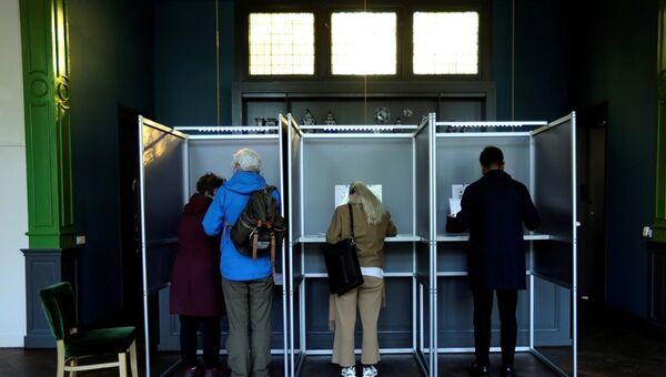 Hollanda'da  AP seçimleri - Sputnik Türkiye