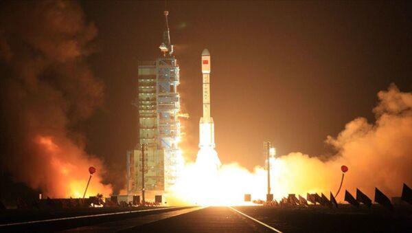 Çin'in uydu fırlatma girişimi başarısızlıkla sonuçlandı - Sputnik Türkiye