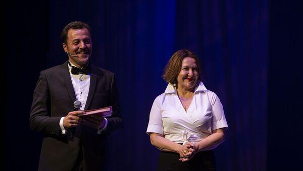 Uçan Süpürge Uluslararası Kadın Filmleri Festivali'nde ödüller sahiplerini buldu - Sputnik Türkiye