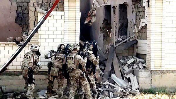 Rusya:Dağıstan'da3militanöldürüldü - Sputnik Türkiye