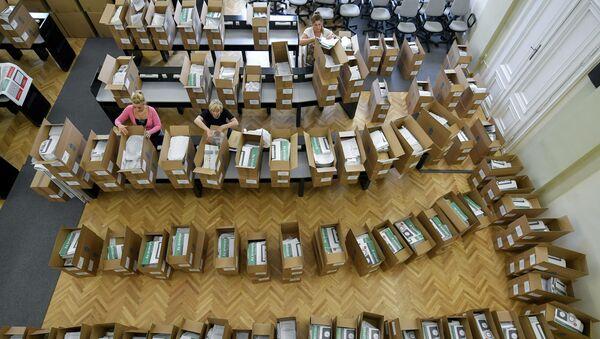 Avrupa Parlamentosu seçimleri - Sputnik Türkiye