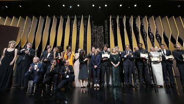 77. Cannes Film Festivali - Sputnik Türkiye