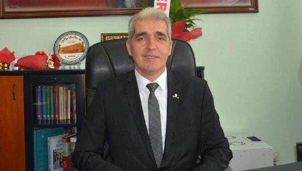 Abdullah Naci Ünsal - Sputnik Türkiye