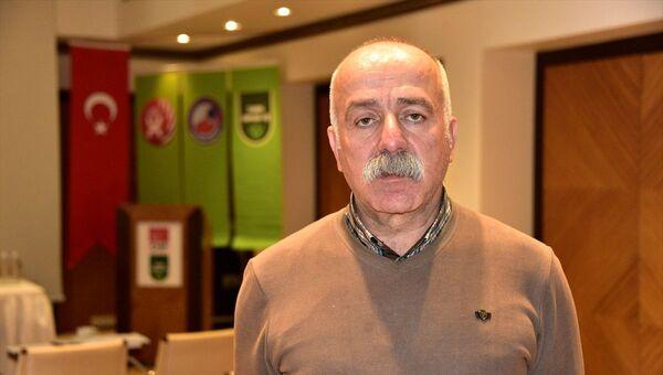 Tarım Orman İş Genel Başkanı Şükrü Durmuş - Sputnik Türkiye