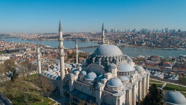 Süleymaniye Camii - Sputnik Türkiye