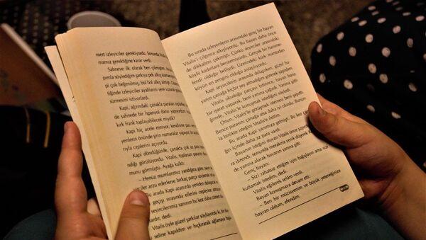 Kitap - kitap okuma - Sputnik Türkiye