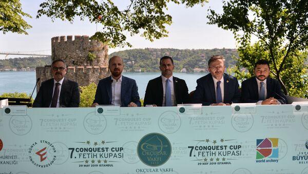 Okçular Vakfı - Sputnik Türkiye