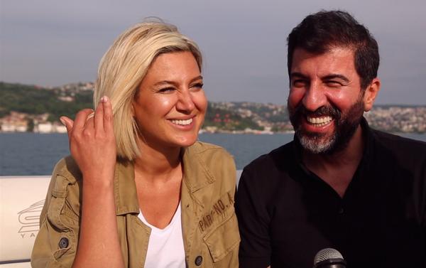 Hakan Bilgin ve Hande Katipoğlu - Sputnik Türkiye