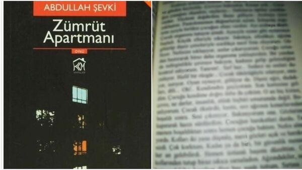 Zümrüt Apartmanı kitabı - Sputnik Türkiye
