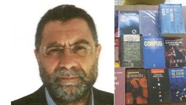 Pedofili içeren ifadelerin bulunduğu kitabın yazarı Abdullah Şevki gözaltına alındı - Sputnik Türkiye