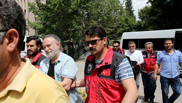 Alaattin Topçu ile Abdullah Şevki  - Sputnik Türkiye