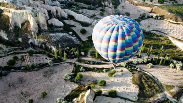 Dünyada en çok fotoğraflanan turistik mekanlar   - Sputnik Türkiye