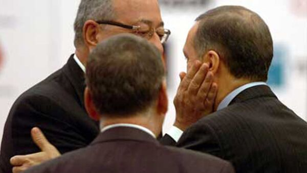 Mehmet Barlas - Recep Tayyip Erdoğan - Sputnik Türkiye