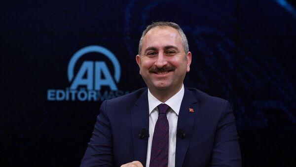 Adalet Bakanı Abdulhamit Gül - Sputnik Türkiye