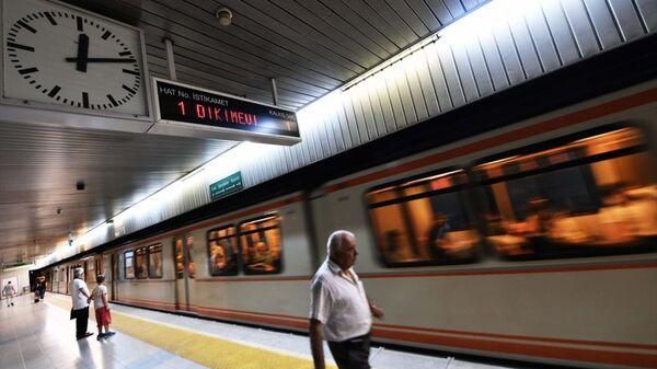 Ankara - metro  - Sputnik Türkiye