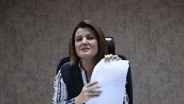 İzmit Belediye Başkanı Fatma Kaplan Hürriyet - Sputnik Türkiye