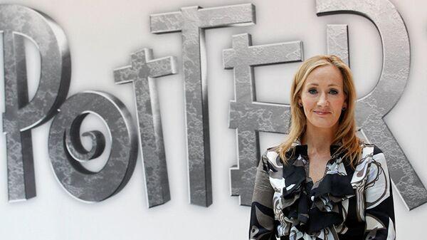 JK Rowling - Sputnik Türkiye
