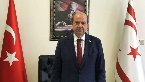 Kuzey Kıbrıs Başbakanı Ersin Tatar - Sputnik Türkiye