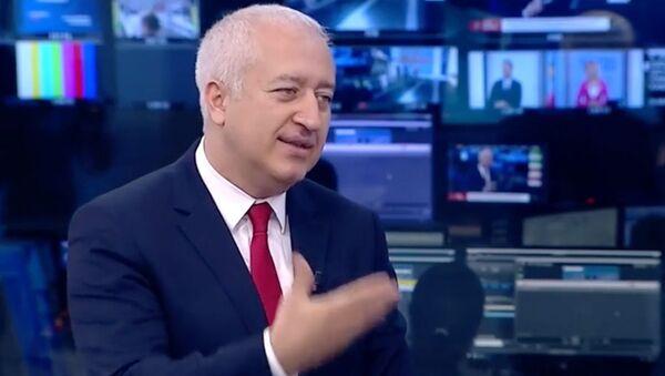 Gökay Otyam - Sputnik Türkiye