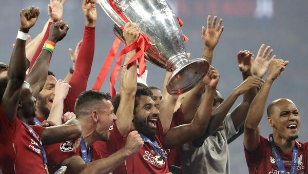Muhammed Salah- Liverpool - Sputnik Türkiye