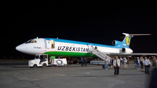 Özbekistan Hava Yolları - Sputnik Türkiye