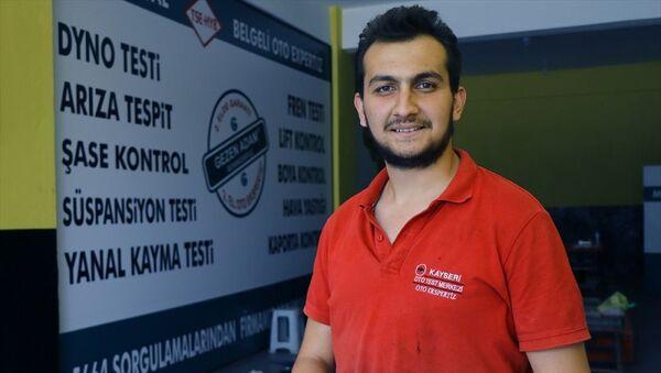 Ali Şevket Demiralay - Sputnik Türkiye