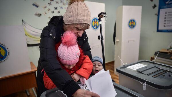 Moldova, seçim - Sputnik Türkiye