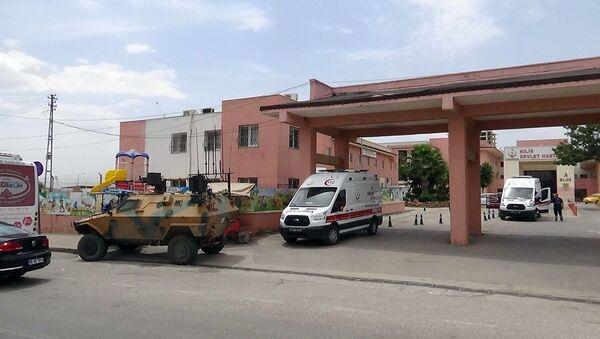 Azez, saldırı - Sputnik Türkiye