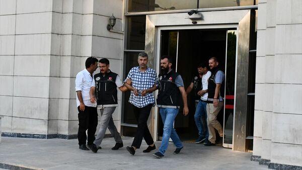 Emniyet Müdürü uyuşturucu ticaretinden tutuklandı - Sputnik Türkiye