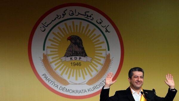 Mesrur Barzani - Sputnik Türkiye