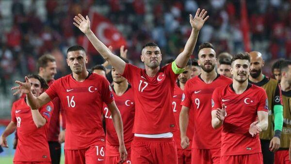 Türkiye A Milli Takımı, EURO 2020 - Sputnik Türkiye