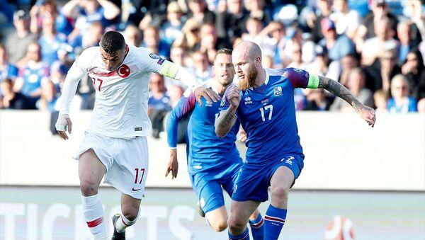 Türkiye - İzlanda karşılaşması - Sputnik Türkiye