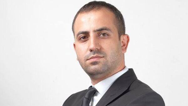 Akit TV Haber Müdürü Murat Alan - Sputnik Türkiye