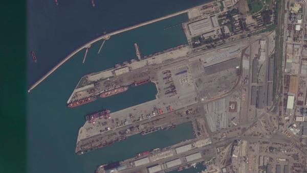 Tartus limanı - Sputnik Türkiye