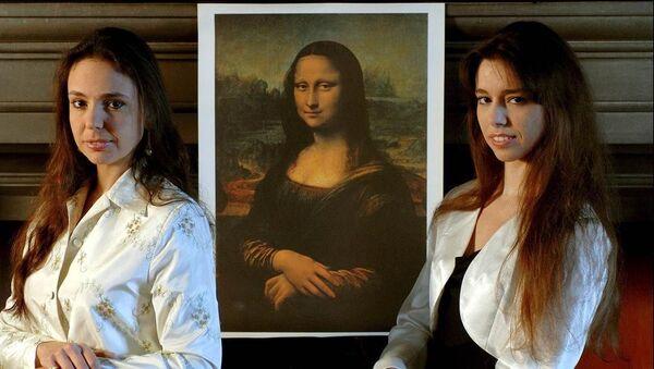 Mona Lisa'nın torunları - Sputnik Türkiye