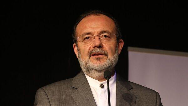 İslam Düşünce Enstitüsü Başkanı Prof. Dr. Mehmet Görmez - Sputnik Türkiye