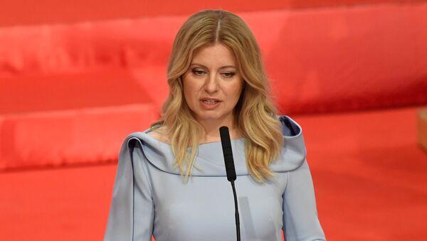 Zuzana Caputova - Sputnik Türkiye