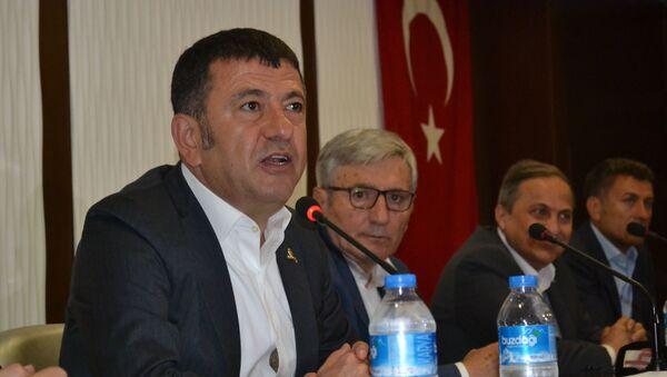 Vali Ağbaba - Sputnik Türkiye