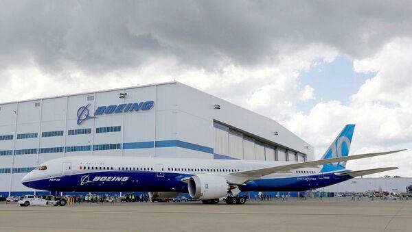 Boeing şirketi  - Sputnik Türkiye