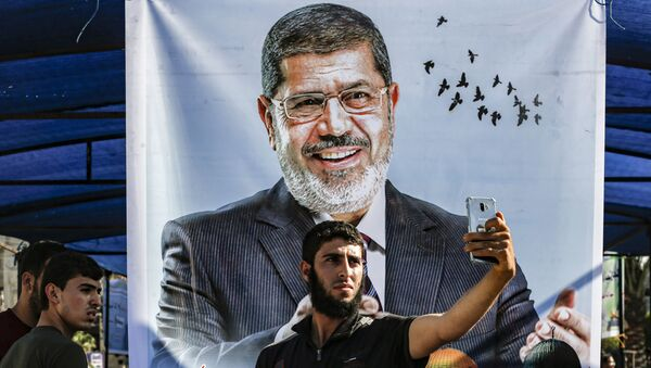 Muhammed Mursi - Sputnik Türkiye