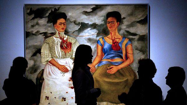 Frida Kahlo - Sputnik Türkiye