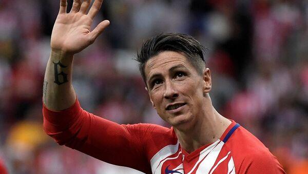 Fernando Torres - Sputnik Türkiye