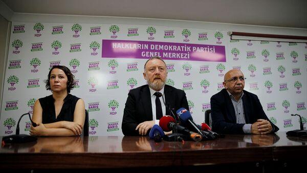 HDP, Sezai Temelli - Sputnik Türkiye