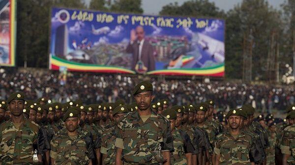 Etiyopya, ordu, darbe - Sputnik Türkiye