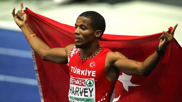 Jak Ali Harvey - Sputnik Türkiye