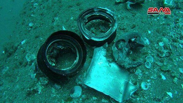 Suriye'de sualtı petrol borularına sabotaj - Sputnik Türkiye