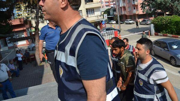kız kardeşini öldüren Suriyeli - Sputnik Türkiye