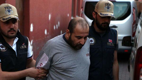 IŞİD 'emiri' Kayseri'de yakalandı - Sputnik Türkiye