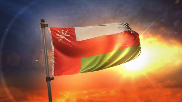Umman bayrağı - Sputnik Türkiye